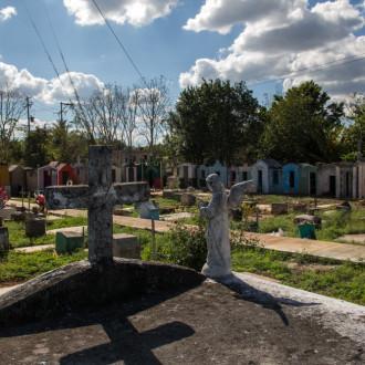 Raus aus Cancún: Die blutige Geschichte von Yucatán