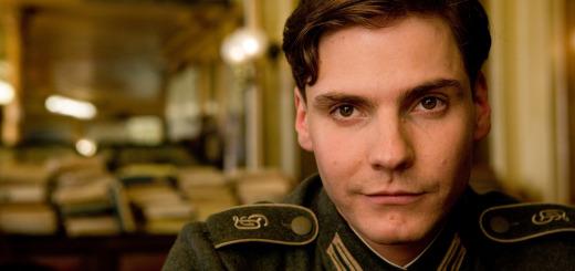 Daniel Brühl als Nazi-Soldat in Inglorious Basterds (Copyright: Miramax)