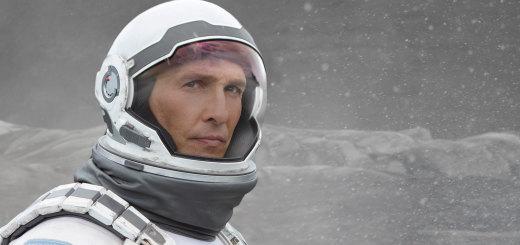 Interstellar: Niemand schaut so schön nachdenklich in den Weltraum wie Matthew McConaughey (Copyright: Warner Bros.)