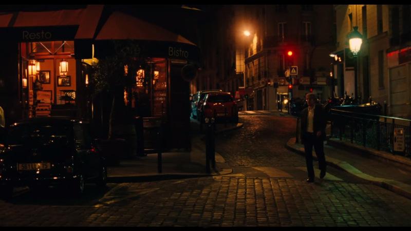 Und noch ein nächtlicher Spaziergang des Protagonisten (Copyright: Sony Pictures)