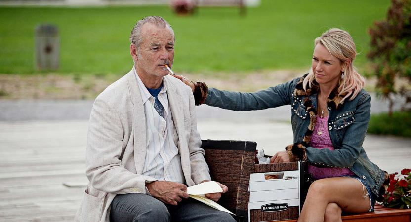 Naomi Watts in der Rolle von Stripperin Daka steht Vincent zur Seite (Copyright: The Weinstein Company)