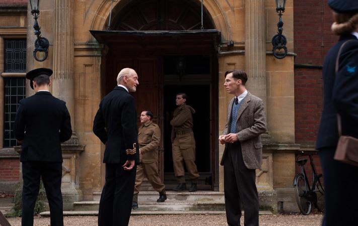 Alan Turing (Benedict Cumberbatch) hadert mit sozialen Beziehungen (Copyright: The Weinstein Company)