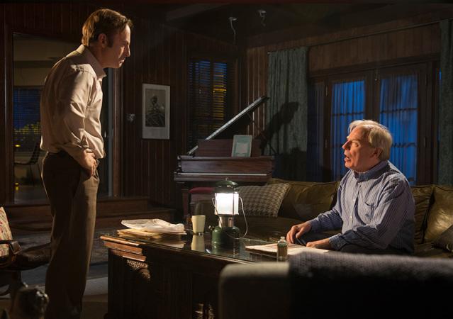 Chuck (Michael McKean) könnte eine größere Rolle bekommen - aber wollen wir das wirklich? (Copyright: Ursula Coyote/AMC)