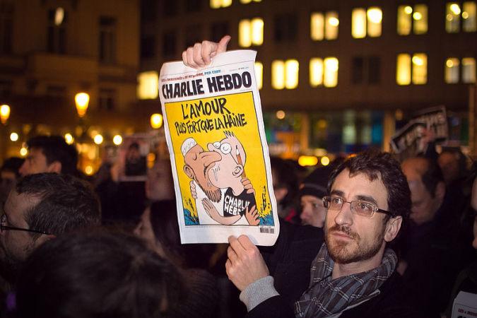 Ob Heine auch auf der Straße gestanden hätte? (Copyright: Valentina Calà, Creative Commons 2.0)