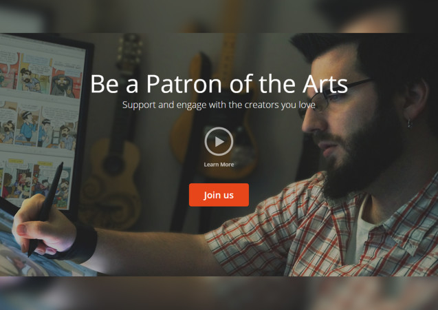 Patreon: Crowdfunding 2.0?