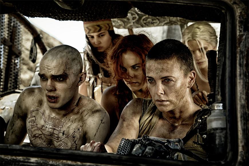 Die Schicksalsgemeinschaft von Mad Max (Copyright: Warner Bros.)