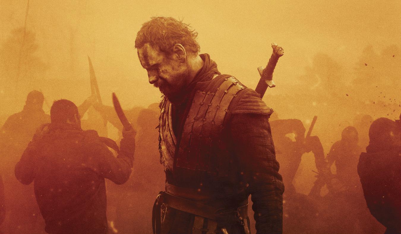 Michael Fassbender ist Macbeth (Copyright: Studio Canal Deutschland)