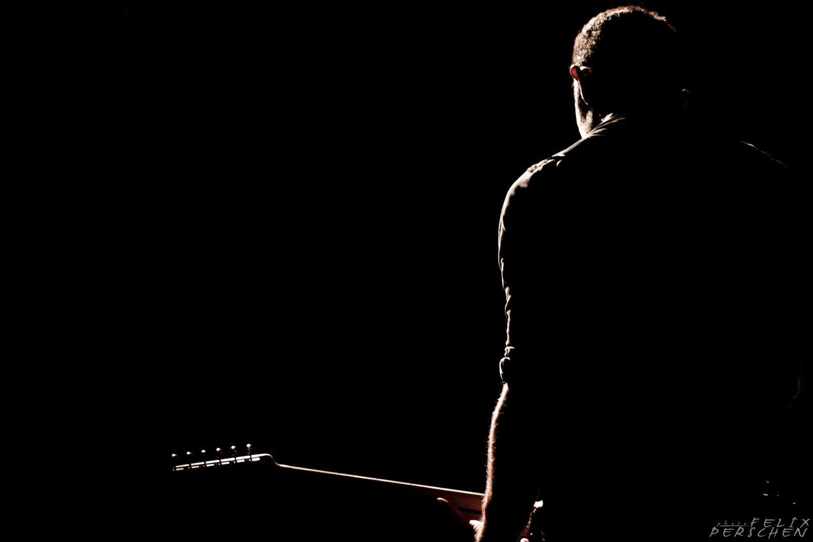 Leadgitarrist Martin Schmidt (Foto: Felix Perschen)
